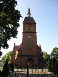 Кирха, переосвященная под православную церковь - одна из главных достопримечательностей
