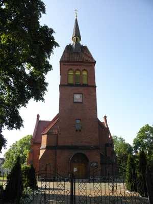 Старая протестантская церковь - кирха